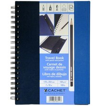 Cachet Sketch Travel Book