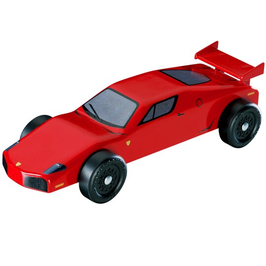 Revell 174 Pinewood Derby 174 Sports Car Racer Series Kit