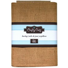 crafty cuts burlap