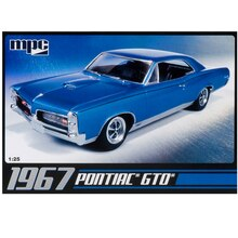MPC Plastic Model Kit, 1967 Pontiac GTO