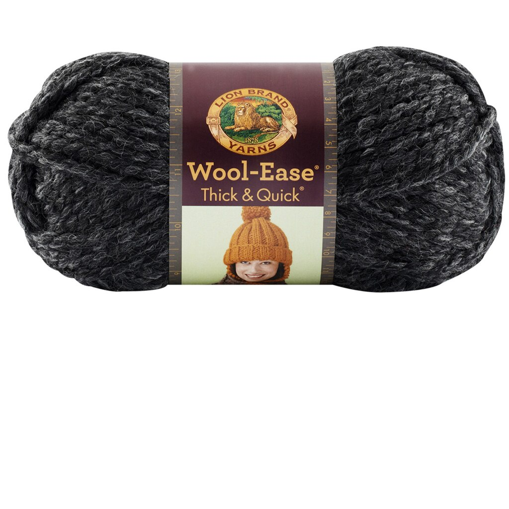 Crochet Patterns For Wool Ease : Lion Brand? Wool-Ease? Thick & Quick? Yarn