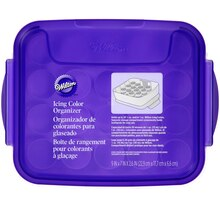 Wilton Icing Color Organizer, Package