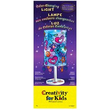 Creativity For Kids Color-Changing Light
