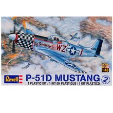 Revell Plastic Model Kit, P-51D Mustang