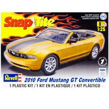 Revell SnapTite 2010 Ford Mustang Convertible Model Kit