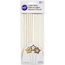 "Wilton Cookie Sticks 8"", 20 Count"