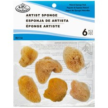 Royal & Langnickel Natural Sea Silk Sponge Set
