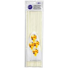 Wilton Lollipop Sticks 11""