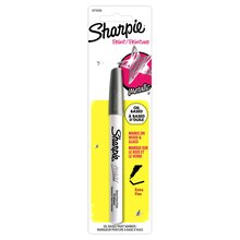 Sharpie Oil-Based Paint Marker, Extra Fine Point Metallic Silver