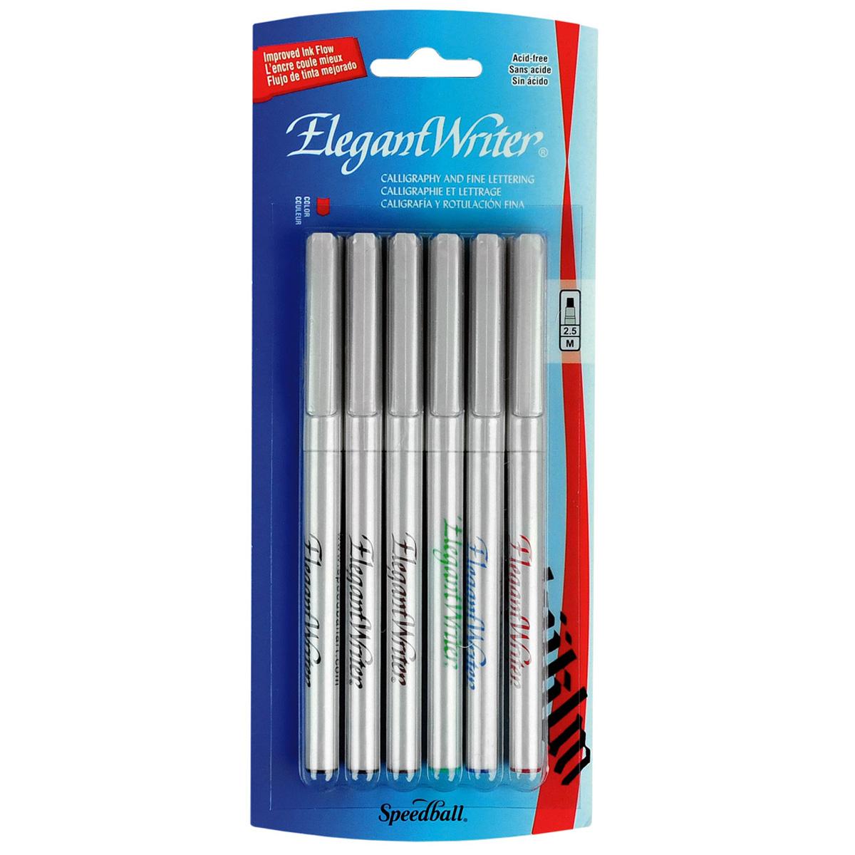 Speedball� elegant writer� marker set medium