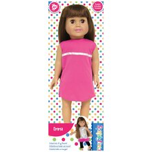 Springfield Collection Doll, Emma package