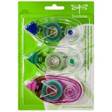 Tombow Assorted Adhesive Tape Runner Refills