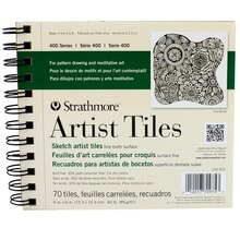 Strathmore 400 Series Sketch Artist Tiles