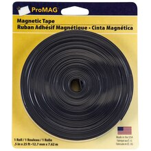 "Pro MAG Magnetic Tape, .5"" x  25"""