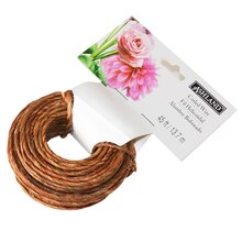 Ashland Naturally Coiled Wire, Label