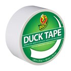 Color Duck Tape Brand Duct Tape, White