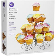 Wilton Cupcakes-N-More Dessert Stand, 12""