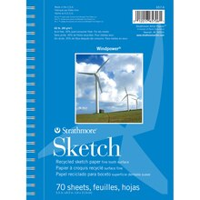 "Strathmore Windpower Sketch Pad, 6"" x 8.5"""