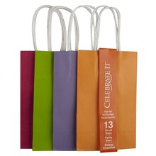 Celebrate It Small Paper Bag Value Pack, Bright