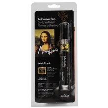 Mona Lisa Adhesive Pen & Simple Leaf