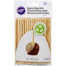 Wilton® Bamboo Lollipop Sticks, medium