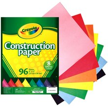 Crayola® Construction Paper, 96ct., medium