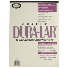 Grafix Clear Dura-Lar