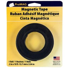 "Pro MAG Magnetic Tape, .5"" x 10"""