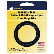 "Pro MAG® Magnetic Tape. 30"" roll"