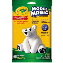 Crayola Model Magic, 4 oz., White