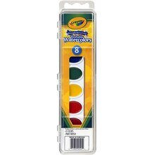 Crayola Pan, Watercolors Set