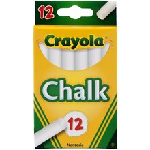 Crayola Chalk, White