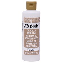 FolkArt Crackle Medium, 8 oz.