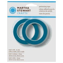Martha Stewart Crafts Patterning Tape