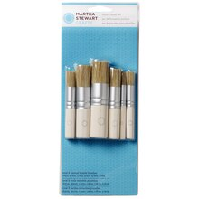 Martha Stewart Crafts Stencil Brush Set