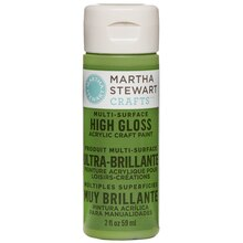 Martha Stewart Crafts High Gloss Acrylic Paint, Scottish Highlands