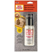 Mod Podge Dimensional Magic, Glitter Silver