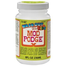 Mod Podge Wash Out For Kids