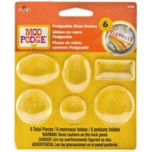 Mod Podge Podgeable Glass Domes