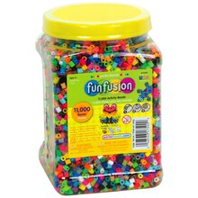 Perler® Bead Jar, Multi-Color