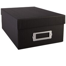 Recollections Memory Box, Black