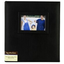 Recollections Trevor Photo Album, Black