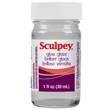 Sculpey® Glaze, Gloss