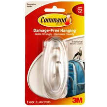3M Command Large Traditional Hook