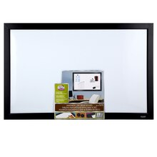 The Board Dudes Black Framed Magnetic Dry Erase Board