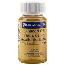 Grumbacher Linseed Oil