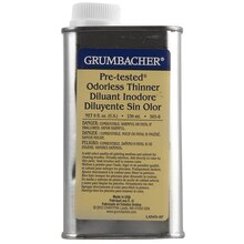 Grumbacher Pre-Tested Odorless Thinner