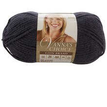Lion Brand Vanna's Choice Yarn, Navy