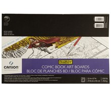 Canson Fanboy Comic Book Art Board Pad