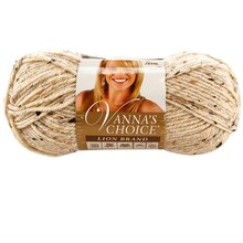 Lion Brand Vanna's Choice Yarn, Oatmeal
